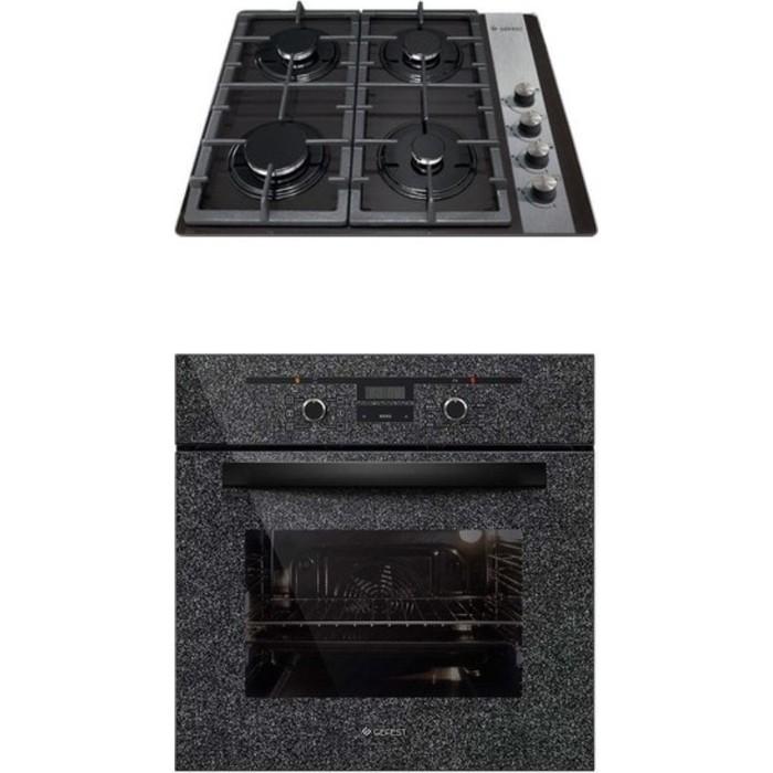 Встраиваемый комплект GEFEST СВН 2230 К23 + ДА 622-02 К43