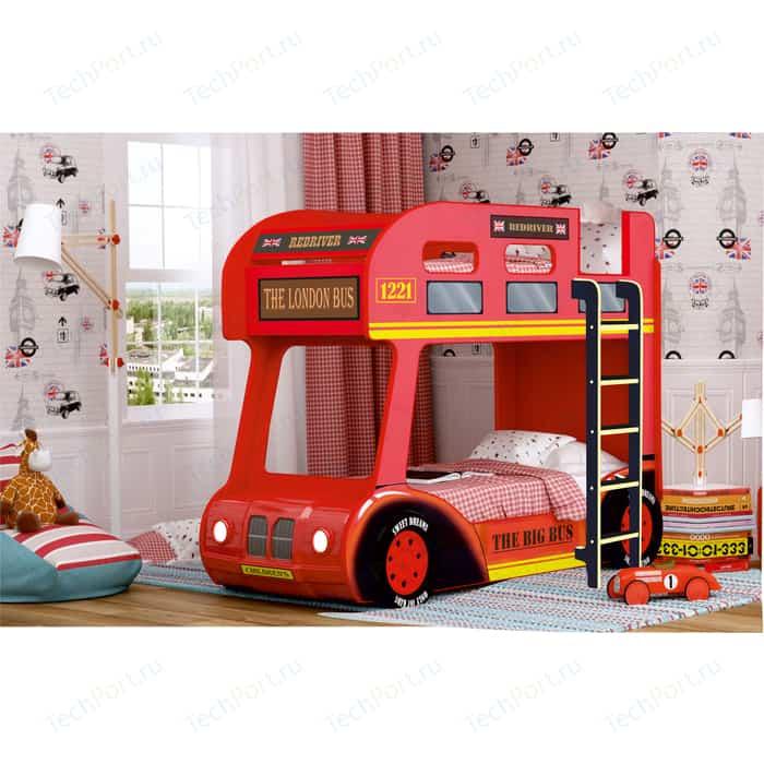 Двухъярусная кровать Red river Compact Лондон