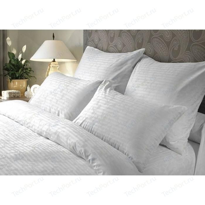Комплект постельного белья Verossa Stripe Семейный Кружевная сказка (738047)