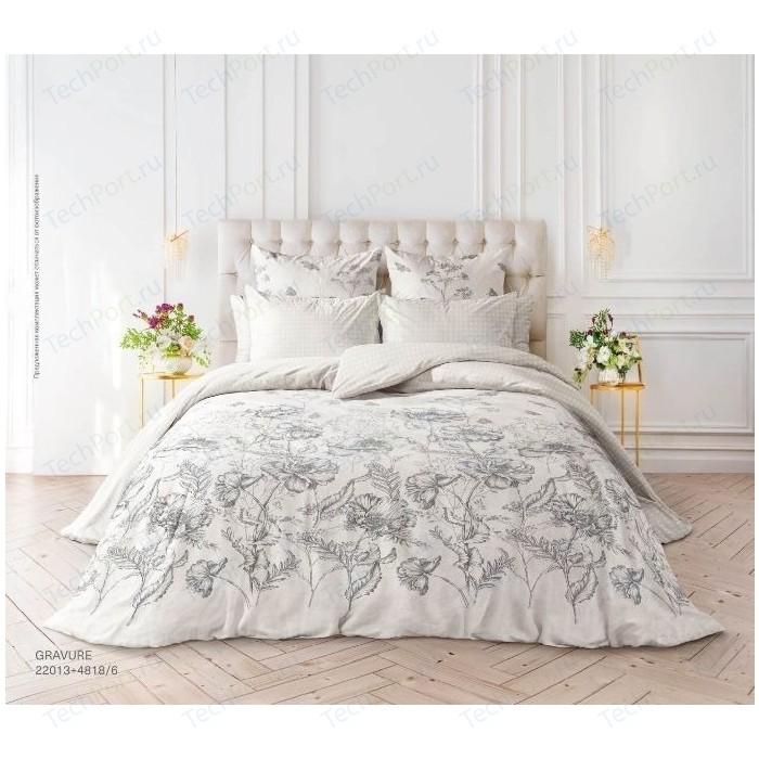 Комплект постельного белья Verossa Перкаль 1,5СП Gravure (738749)