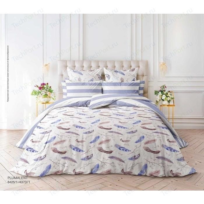 Комплект постельного белья Verossa Перкаль 2,0СП Plumalent (738770)
