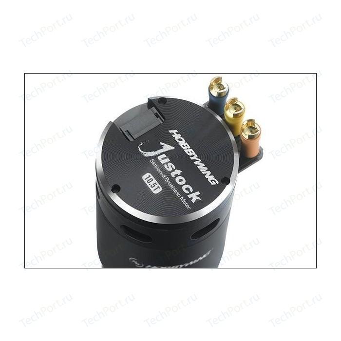 Бесколлекторный сенсорный мотор HobbyWing Xerun 3650 SD 10.5t для шоссейных и дрифтовых моделей масштаба 1/10 - HW-XR_SD10.5T-3650