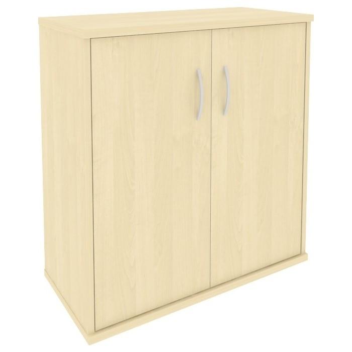 Шкаф низкий Riva А.СТ-3.1 клен 77x36,5x82,8 широкий