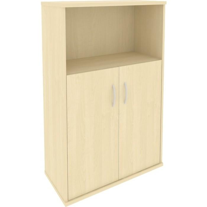 Шкаф средний Riva А.СТ-2.1 клен 77x36,5x121,5 широкий