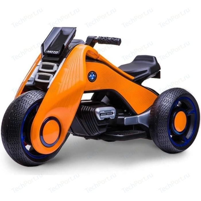 Детский электромотоцикл BQD BMW Vision Next 100 Mini (трицикл) - BQD-6199-ORANGE