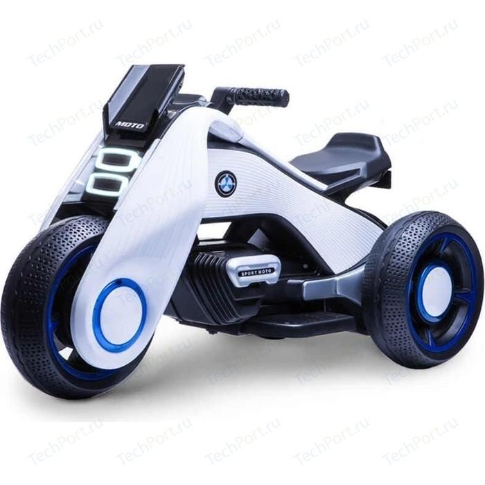 Детский электромотоцикл BQD BMW Vision Next 100 Mini (трицикл) - BQD-6199-WHITE