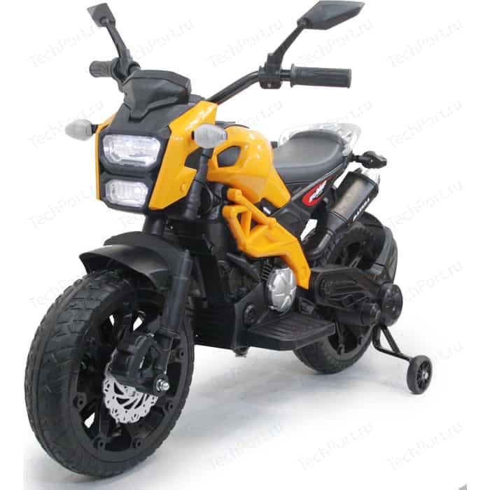 Детский электромотоцикл FUTAI Harley Davidson - DLS01-ORANGE
