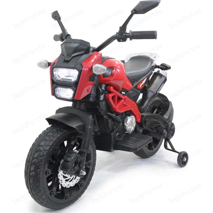 Детский электромотоцикл FUTAI Harley Davidson - DLS01-RED