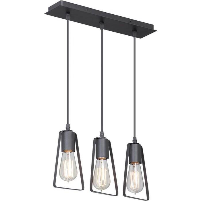 Фото - Подвесной светильник Vitaluce V4470-1/3S люстра vitaluce v4470 1 3s 3хе27 макс 60вт