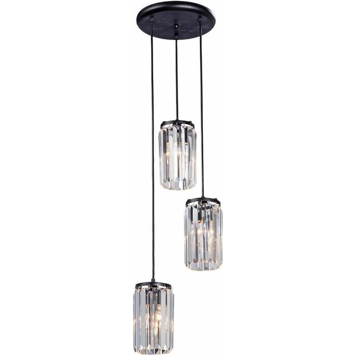 Подвесная люстра Vitaluce V4265-1/3S подвесная светодиодная люстра vitaluce v4600 9 3s