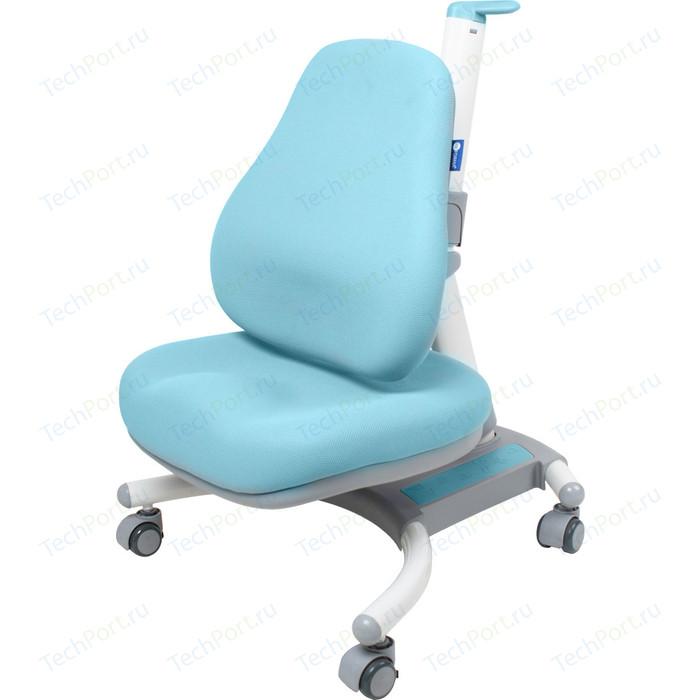 Кресло Rifforma Comfort-33 голубое с чехлом