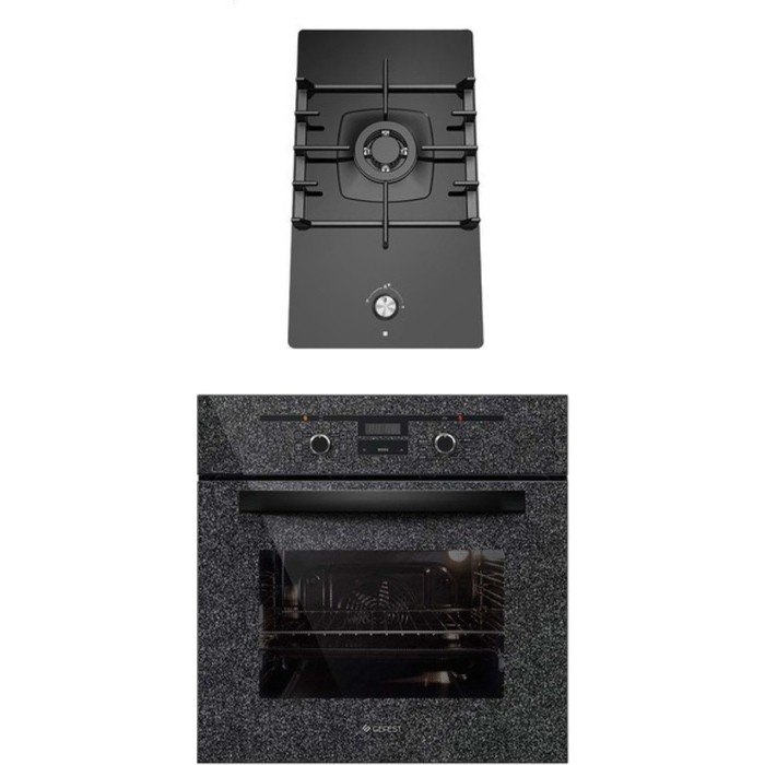 Встраиваемый комплект GEFEST ПВГ 2001 + ДА 622-02 К43