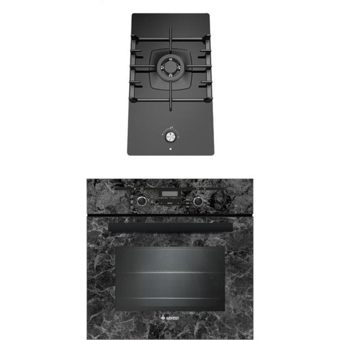 Фото - Встраиваемый комплект GEFEST ПВГ 2001 + ДА 622-02 К53 встраиваемый комплект gefest пвг 2001 да 622 02 к59