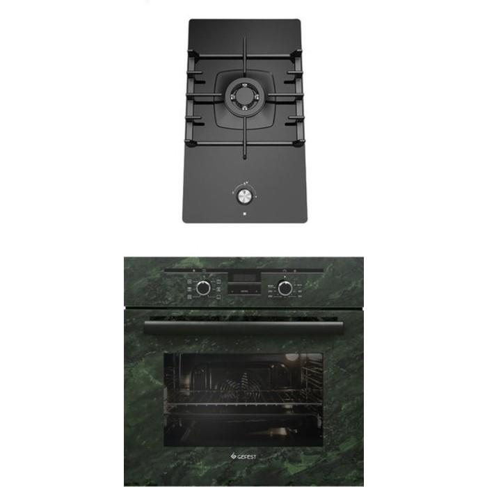Фото - Встраиваемый комплект GEFEST ПВГ 2001 + ДА 622-02 К59 встраиваемый комплект gefest пвг 2001 да 622 02 к59