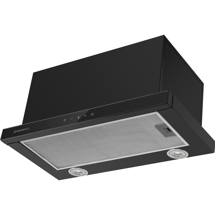 Встраиваемая вытяжка MAUNFELD TS Touch 60 Glass Black