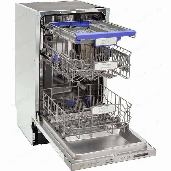 Встраиваемая посудомоечная машина Krona KAMAYA 45 BI