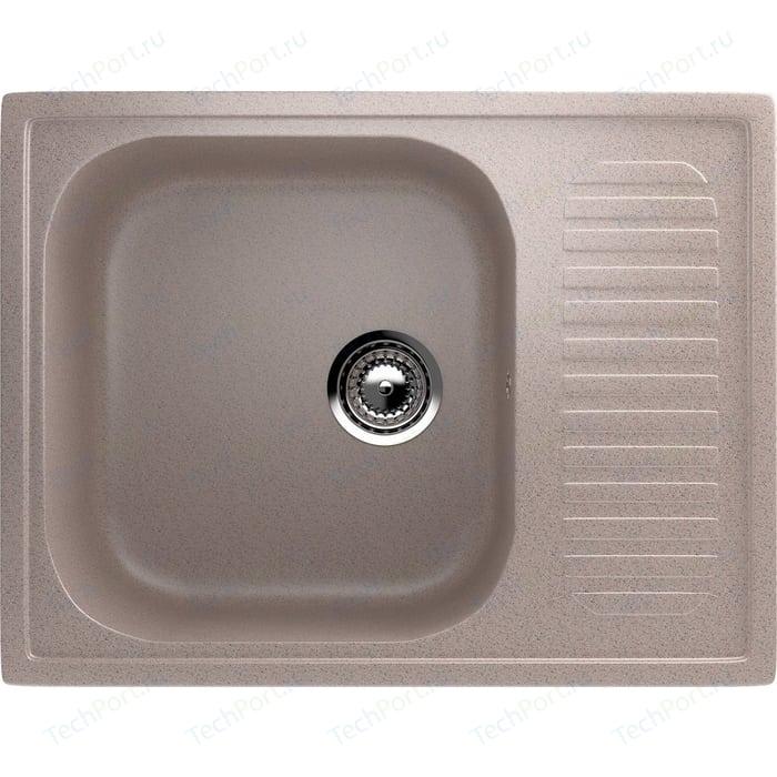 Кухонная мойка EcoStone песочный (ES-18-302)