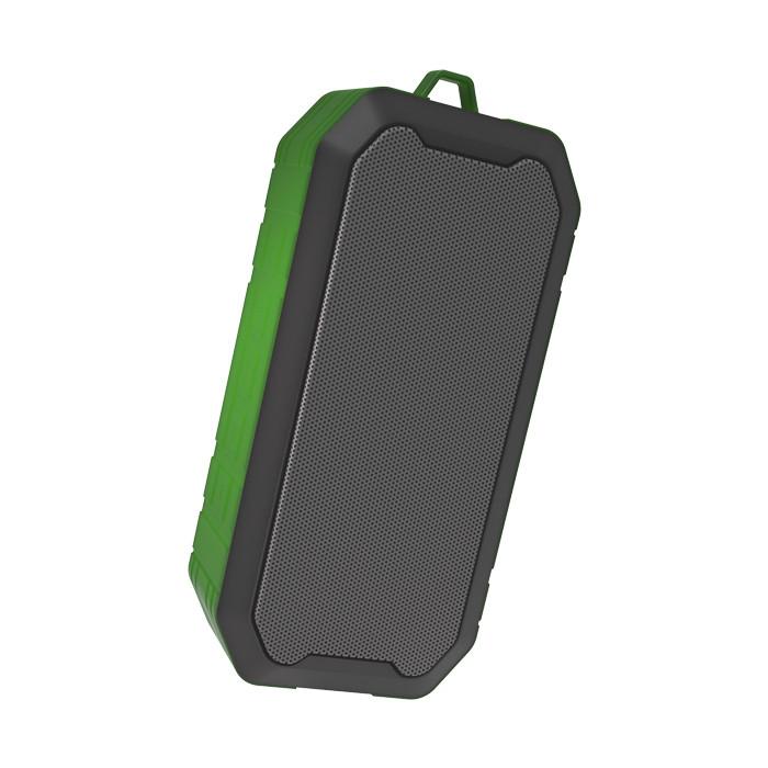 Портативная беспроводная колонка Ritmix SP-350B green