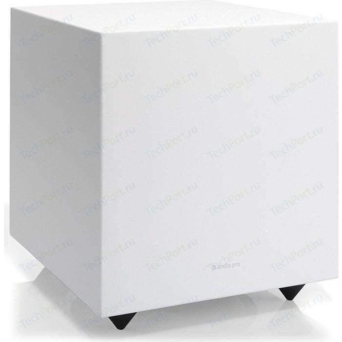 Сабвуфер Audio Pro Addon SUB white сабвуфер audio pro addon c sub black