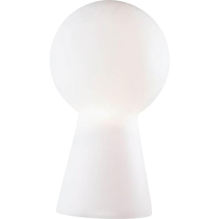 Настольная лампа Ideal Lux Birillo TL1 Small Bianco