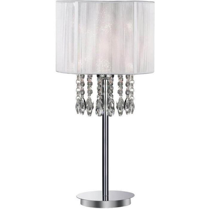Настольная лампа Ideal Lux Opera TL1 Bianco