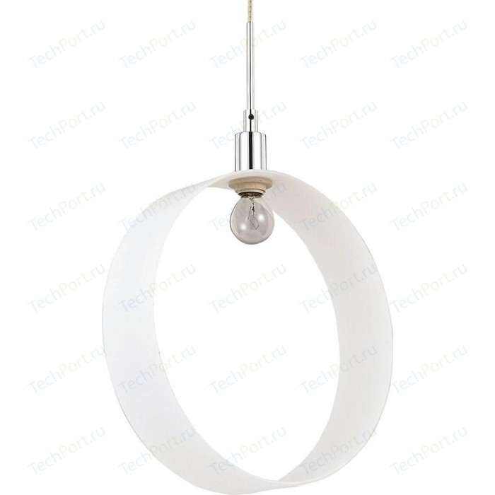 Подвесной светильник Ideal Lux Anello SP1 Bianco
