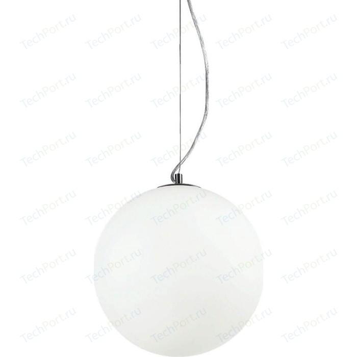 Подвесной светильник Ideal Lux Mapa BIanco SP1 D30
