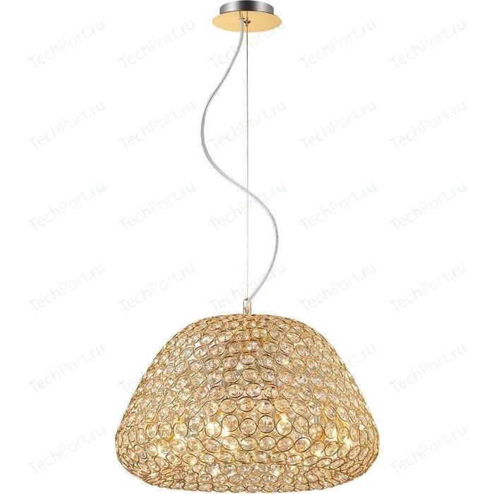 Подвесной светильник Ideal Lux King SP10 Oro