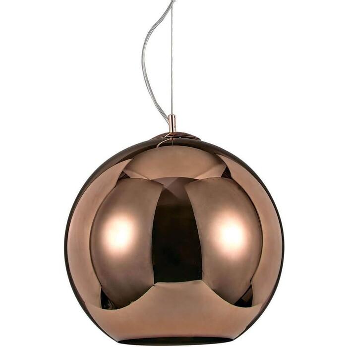 Подвесной светильник Ideal Lux Nemo SP1 D40 Rame