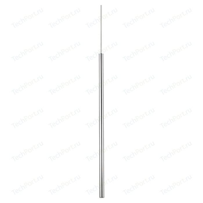 Подвесной светодиодный светильник Ideal Lux Ultrathin SP1 Big Round Cromo