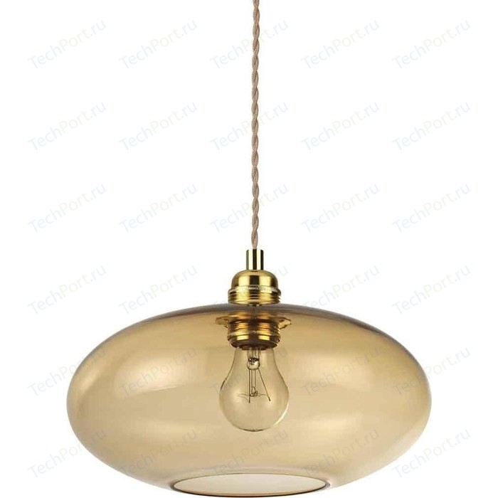 Подвесной светильник Ideal Lux Blob SP1 Ambra ideal lux торшер ideal lux alba pt8