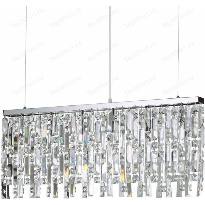 Подвесной светильник Ideal Lux Elisir SP6 Cromo люстра ideal lux florian cromo florian sp18 cromo