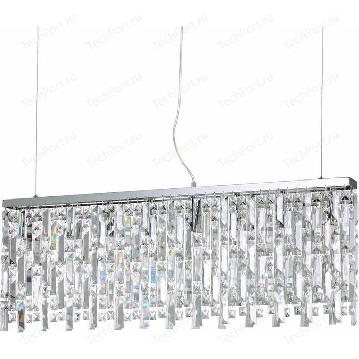 Подвесной светильник Ideal Lux Elisir SP8 Cromo люстра ideal lux florian cromo florian sp18 cromo