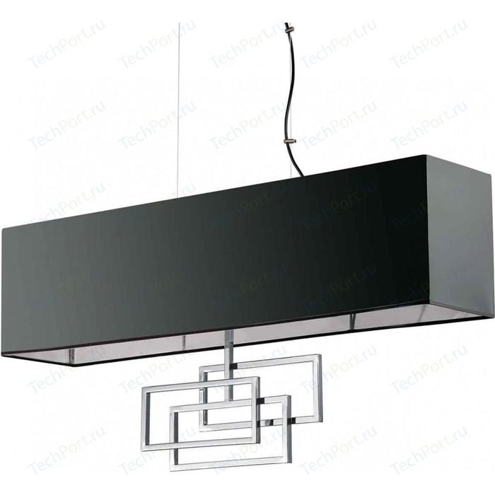 Подвесной светильник Ideal Lux Luxury SP6 Cromo