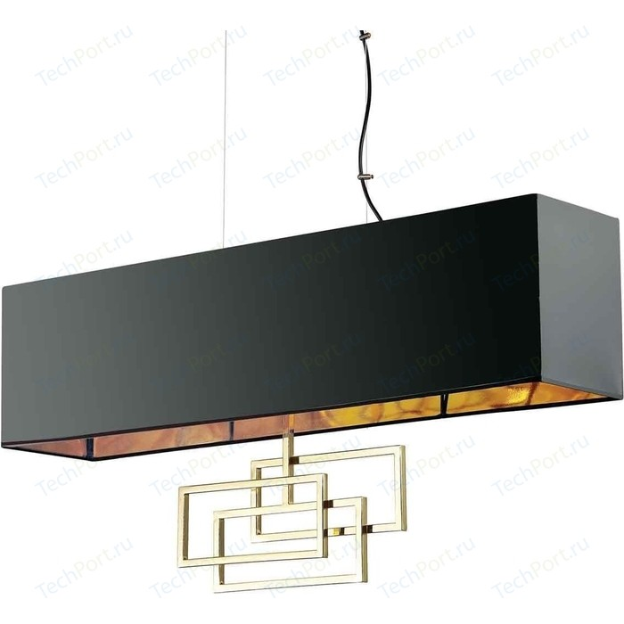 Подвесной светильник Ideal Lux Luxury SP6 Ottone