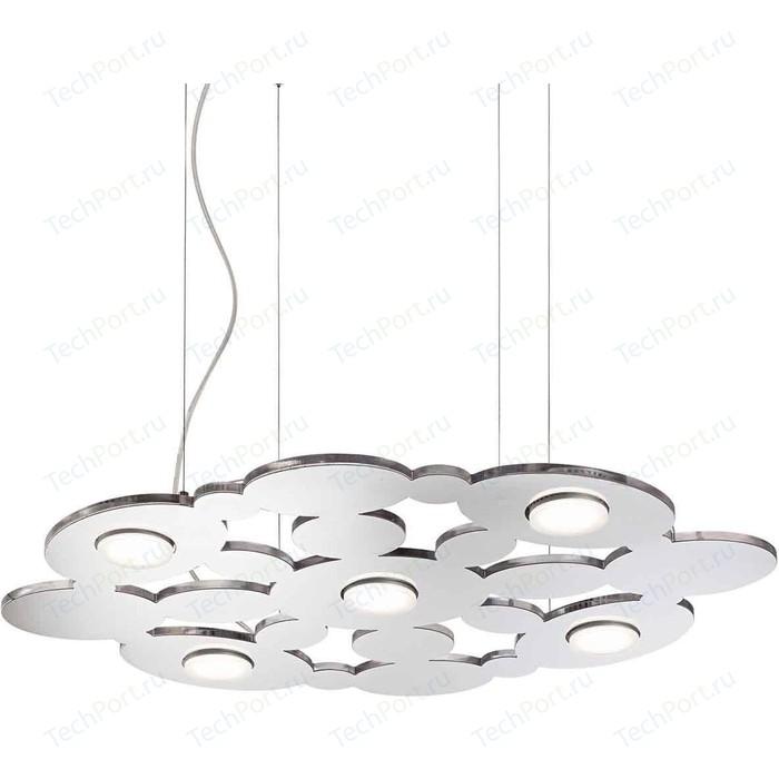 Подвесной светильник Ideal Lux Toronto SP5 Cromo люстра ideal lux florian cromo florian sp18 cromo