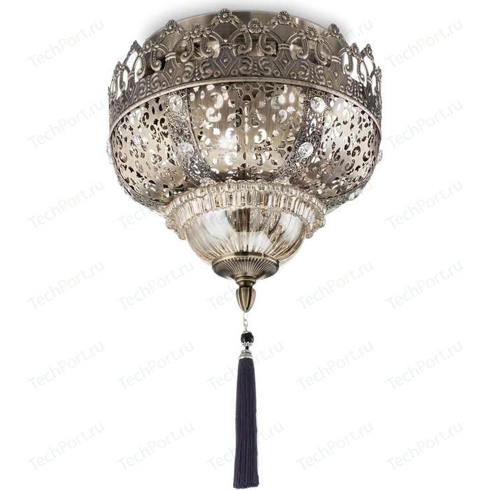 Потолочный светильник Ideal Lux Harem PL3 светильник потолочный ideal lux harem harem pl3