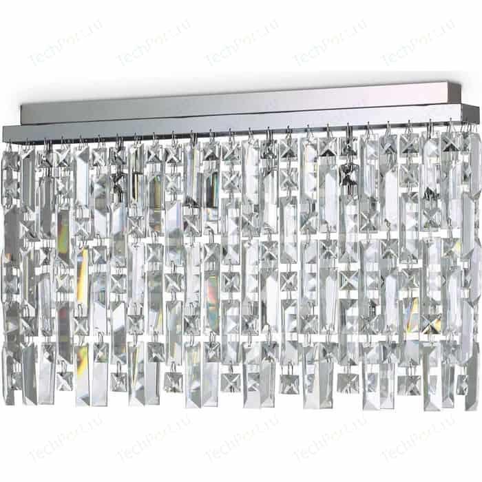 Потолочный светильник Ideal Lux Elisir PL6 Cromo люстра ideal lux florian cromo florian sp18 cromo