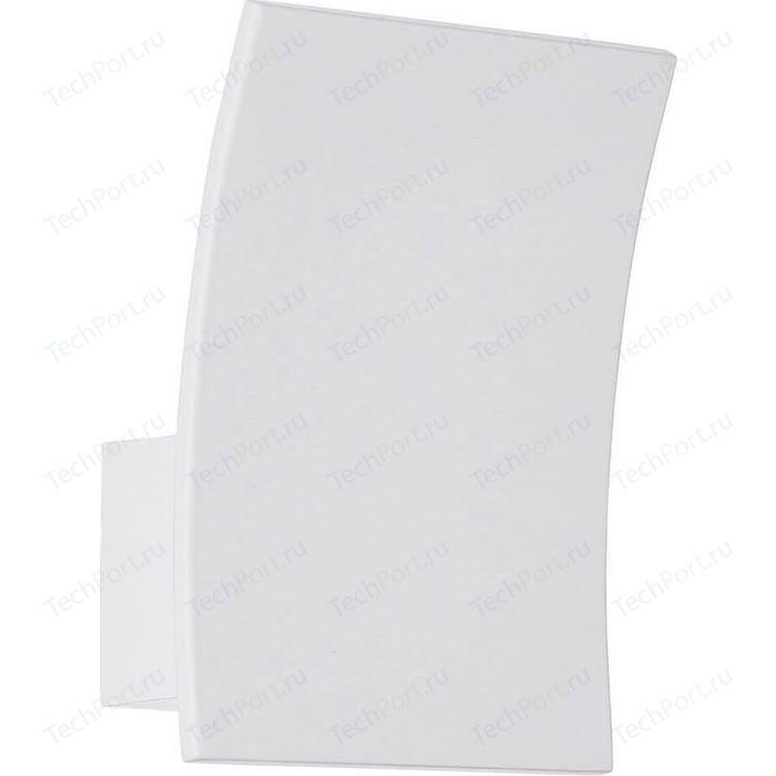 Настенный светодиодный светильник Ideal Lux Fix AP1 Bianco