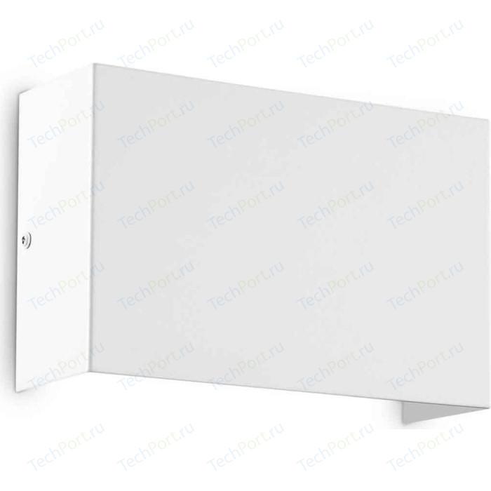 Настенный светильник Ideal Lux Flash AP2 High Bianco
