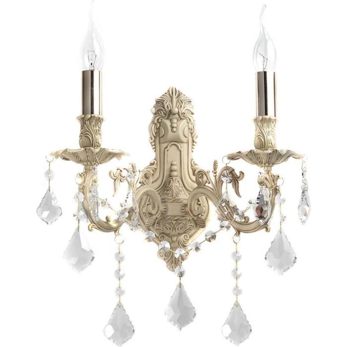 Подсветка для зеркал Ideal Lux Bow AP66 Cromo