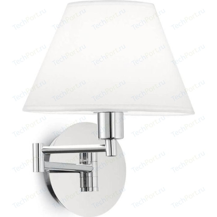 Бра Ideal Lux Beverly AP1 Cromo