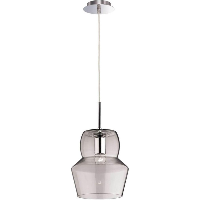 Подвесной светильник Ideal Lux Zeno SP1 Big Trasparente