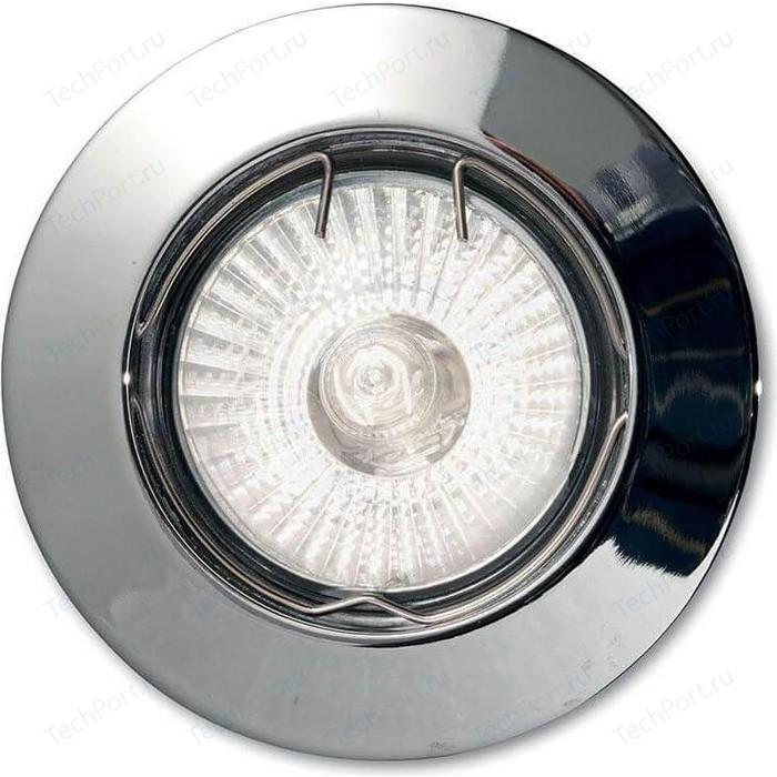 Встраиваемый светильник Ideal Lux Jazz Cromo люстра ideal lux florian cromo florian sp18 cromo