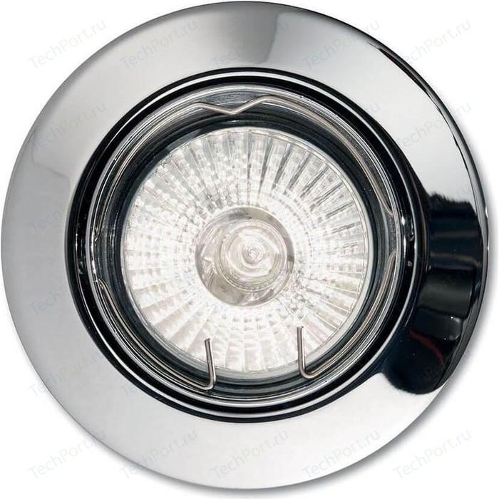 Встраиваемый светильник Ideal Lux Swing Cromo