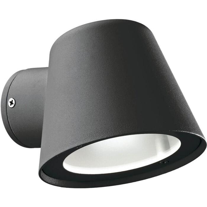 Уличный настенный светильник Ideal Lux Gas AP1 Antracite