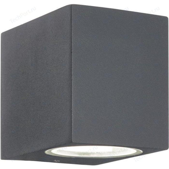 Уличный настенный светильник Ideal Lux Up AP1 Antracite