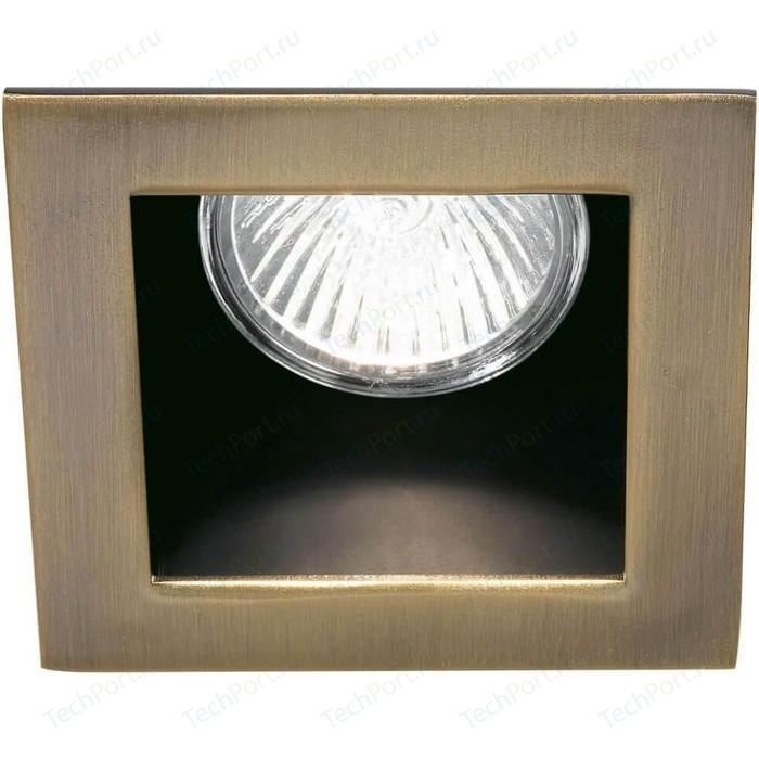 Встраиваемый светильник Ideal Lux Funky Brunito светильник ideal lux look ap2 brunito hot