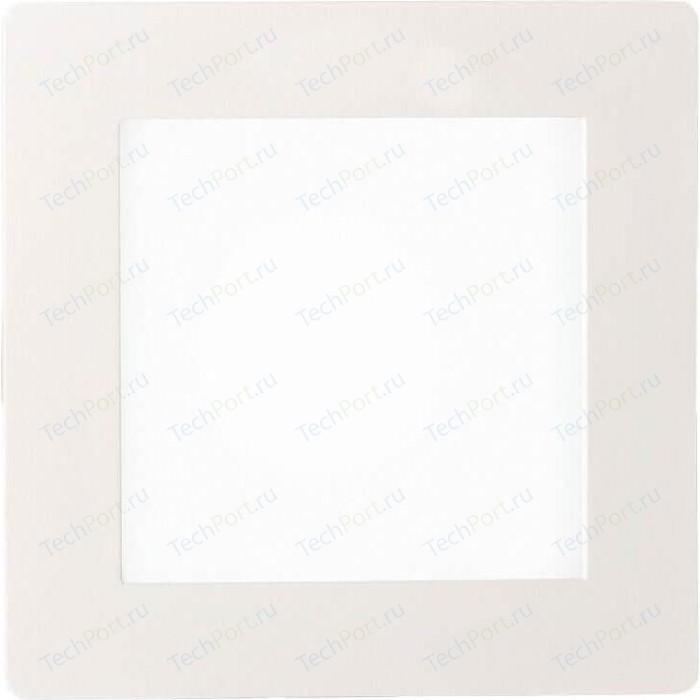 Встраиваемый светодиодный светильник Ideal Lux Groove 10W Square 3000K