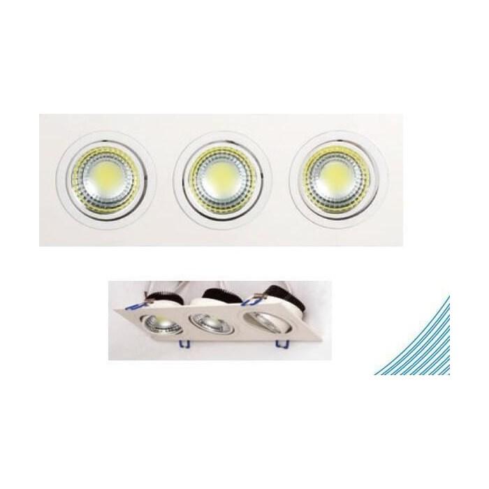 Встраиваемый светодиодный светильник Horoz 016-021-0015